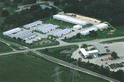 Aerial View of Shamrock Acres Industrial Park